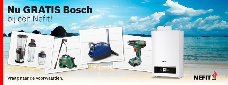 Bosch acties code